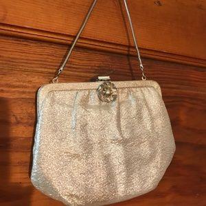 Precious Sparkly Vintage Evening Clutch Bag